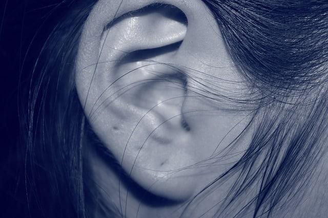 eczema a l'oreille