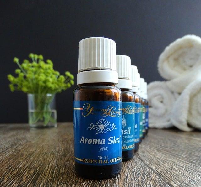 huile essentielle eczema oreille
